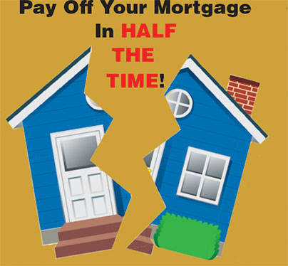 Pay Your Home Loan Off In Half The Time | Allenomics - Shepherdstown - WV
